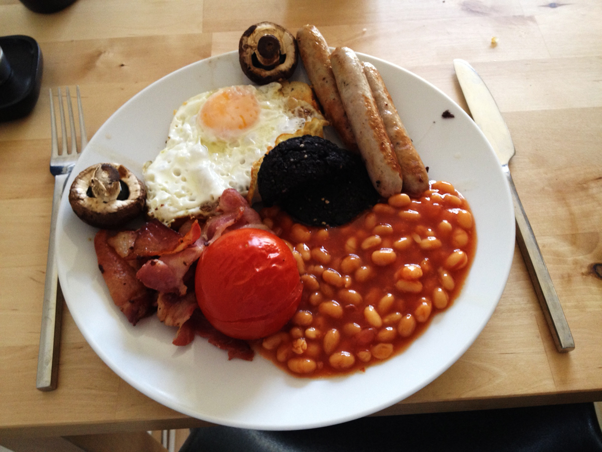 Meiadeleitecom Full English Breakfast