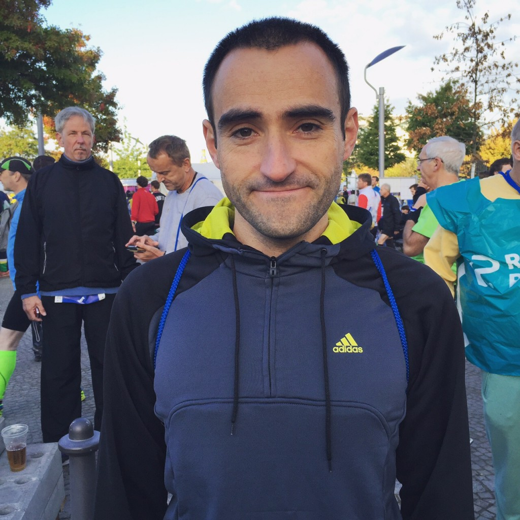 berlin marathon — before