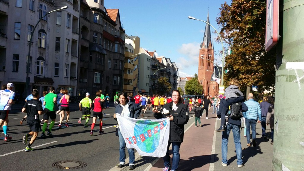paulo running the berlin marathon!