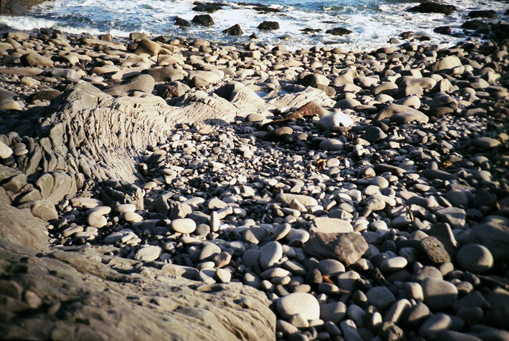 anastarpi beach, in snaefellsnes